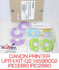 Canon Printer intereses II kit-q2 1459b002 irc3380 irc2880 # K