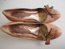 NineWest Vintage Looking Cute Heel Size 7