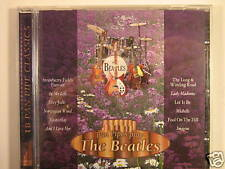 Pan Pipes   ** Play the Beatles **   CD USATO nM/nM