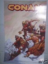 Conan Poster NM (many available) NEW