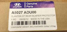 2013/2014 Hyundai Elantra GT Rear Bumper Protector/Guard - FACTORY OEM ACCESSORY