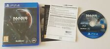 MASS EFFECT ANDROMEDA PS4 PLAYSTATION GAME SHOOTER ACTION ADVENTURE GIFT PRESENT