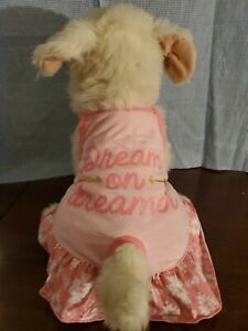 Simply Dog Pink Dream on Dreamer For Furbaby/Dog - Size M