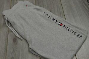 Men's Tommy Hilfiger Grey Taper Leg Joggers Medium
