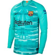 FC Barcelona Football Shirt Mens Nike Goalkeeper Stadium Shirt - New