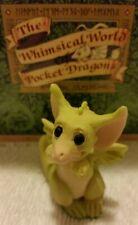 Rl � Pocket Dragons Dragon * �Mint� * �Old & Rare� * Tag-a-Long * 1990 *