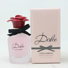 Rosa Excelsa by Dolce & Gabbana Eau De Parfum For Women 1oz Spray New With Box