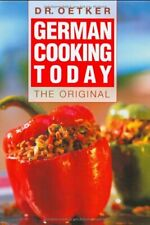 Dr. Oetker: German Cooking Today Book The Fast Free Shipping
