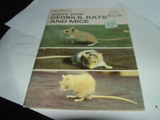 enjoy your Gerbils, Rats And Mice - vintage book