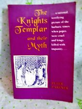 The Knights Templar and Their Myth by Peter Partner (1990, Paperback, Revised)