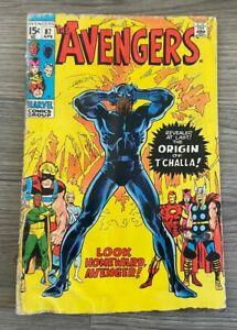 Avengers #87