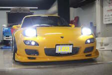 PIAA JAPAN LED H4 HEAD LIGHT BULB ×2 KIT 6000K 3600LM FOR MAZDA 86-02 RX7 FD FC