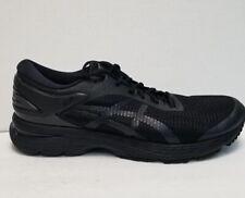ASICS Men's Gel-Kayano 25 Running Shoes, Size 12- BLACK