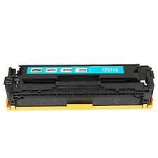 HP CF211A CYAN TONER CARTRIDGE Laserjet pro 200 color M251NW M276NW M276 NEW