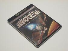 Imax: Journey To Space 4K UHD + 3D Blu-Ray + Blu-Ray