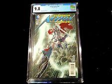 Action Comics #49 - CGC 9.8  Kuder Cover!