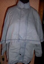 Cape Shirt Jacket ASOS Light Blue Misses size 4 New