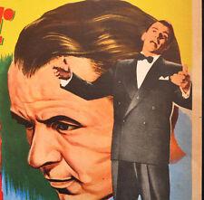 THE JOKER IS WILD FRANK SINATRA Eddie Albert LOBBY CARD 1957