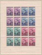 BPP-Fotoattest Briefmarken aus der deutschen Besetzung im 2.Weltkrieg mit Postfrisch
