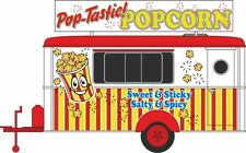 OXFORD DIECAST 76TR016 1/76 POPCORN MOBILE TRAILER