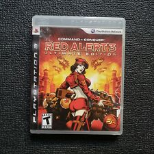 Command & Conquer: Red Alert 3 - Ultimate Edition PlayStation 3 (PS3)