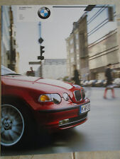 BMW 3 Series Compact brochure 2002 ed 2