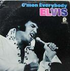 ELVIS PRESLEY C'mon Everybody LP - U.S