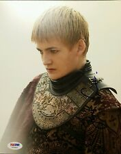 Jack Gleeson signed Game of Thrones PSA Authenticated