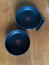 Tefal Ingenio Essential Non-Stick Pan Set - Black
