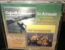 Surfin' with the Astronauts/Everything Is A-OK! by The Astronauts (CD, Mar-2006,