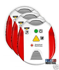 American Red Cross AED Defibrillator Trainer - AED Training  321298 - 3 Pack