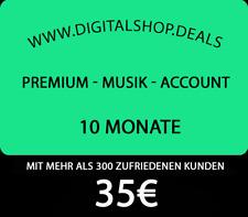 🎶 Spotify Premium || 10 Monate || Direkt Mail Versand 🎶❤️