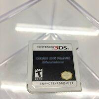 Dead or Alive: Dimensions (Nintendo 3DS, 2011)No Case!