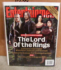 Entertainmently Weekly Special Issue Lord of the Rings Ultimate Viewer's Guide