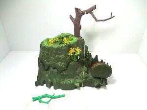 Vintage Kenner Swamp Thing -Swamp Trap Playset Used.