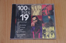 100% Hits Volume 19  - OMC, Blur, Red Hot Chilli Peppers (REF BOX C14)