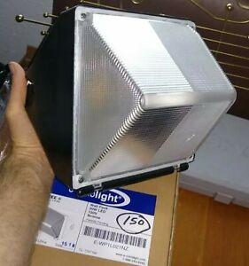 E-conoilight  E-WP1L021NZ  LED 20W LED Outdoor Wall Pack light. 120 V  Bronze