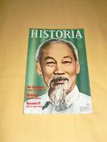HISTORIA N°251 octobre 1967 (Le Président Ho Chi Minh)