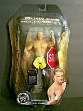 WWE KID KASH RUTHLESS AGGRESSION SERIES 20 ACTION FIGURE(078)