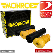 Monroe Rear Right Left Shock Absorber Protection Kit x1 AUDI A4 2.4 2003-2005