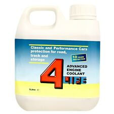 4-Life (Forlife) Advanced Engine Antifreeze & Coolant for Classic Cars - 1 Litre