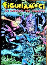 FIGURIAMOCI la libreria del fumetto catalogo 1999 + cartolina d'ordine