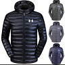 Men's Down Jacket Winter Thick Hoodie Outerwear Coat Hooded Warm Puffer Overcoat