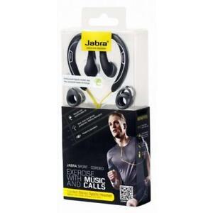 Jabra Sport - Corded Stereo Sports Headset, Headphone, Earphone BNIB