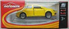 Majorette Seat Leon Cupra gelb Neu/OVP Auto Car PKW yellow jaune giallo