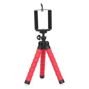 Universal Flexible Octopus Adjustable Tripod Stand for Mobile Phone GoPro Holder