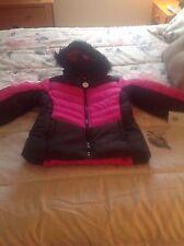 Rothschild Puffer Jacket Little Girls Large-  Size 5/6  NEW
