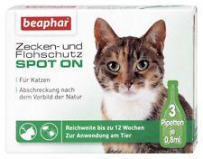 beaphar SPOT ON Zecken- und Flohschutz Katzen