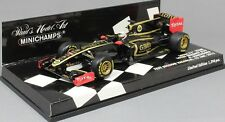 Minichamps Lotus F1 Team Renault R30 Valencia Test 2012 Kimi Raikkonen 410120179