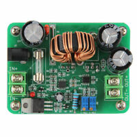 New DC-DC 600W 10-60V to 12-80V Boost Converter Step-up Module Car Power Supply